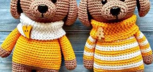 Dogs Archives - Amigurumi Today | 245x520