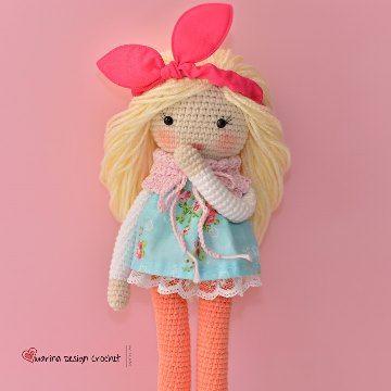 Matilda doll amigurumi