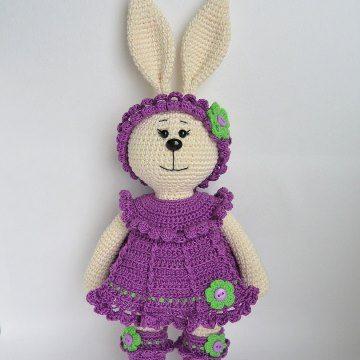 Bunny amigurumi