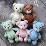 Bears amigurumi