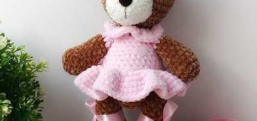 19 Beginner Amigurumi Patterns (Unbelievably Cute ... | 245x520