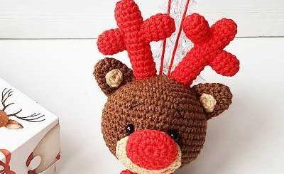 Verkauf häkeln Bär Ornament Amigurumi Bär Dekoration häkeln | Etsy | 245x400