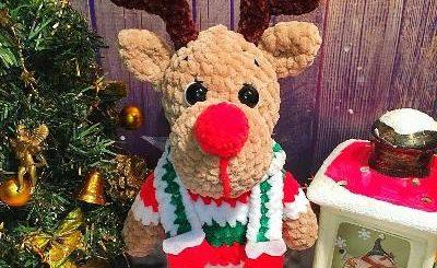 Crochet Bunny ornament Crochet Rabbit ornament Amigurumi   Etsy   245x400
