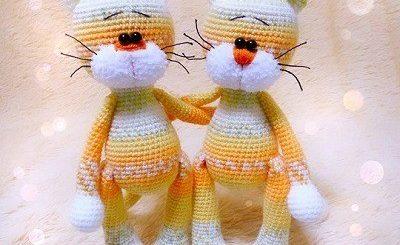 Crochet Pattern Cat | 245x400