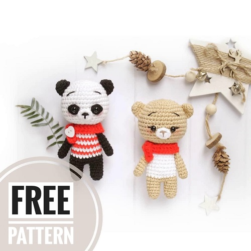 Amiguroom Toys | Free amigurumi patterns