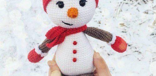 Christmas Ornaments: Snowman, Gingerbread and Santa's Helper ... | 245x500