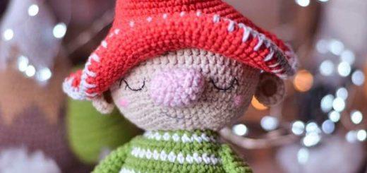 Häkeln Puppe Rose Amigurumi Tutorial - Amigurumi Kostenlos | 245x520