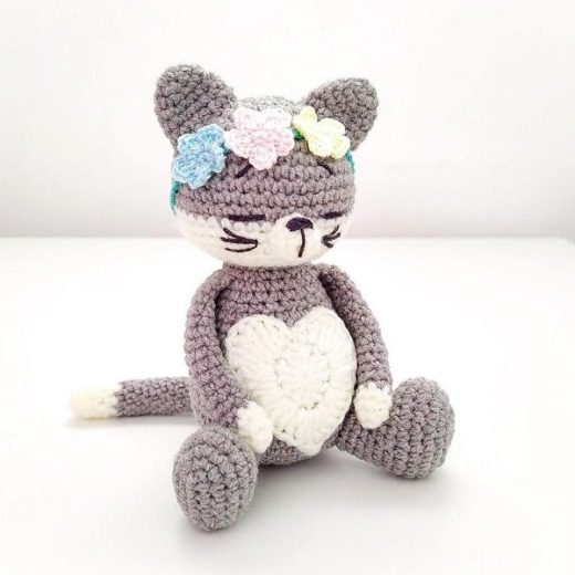 Amigurumi cuties | Crochet bunny, puppy and teddy | lilleliis | 520x520
