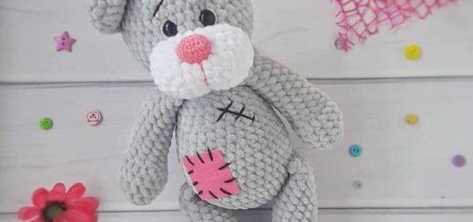 Single Crochet 3 Stitches Together (SC3TOG) | Crochet Stitch List ... | 245x520