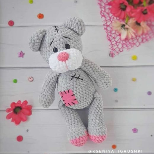 41+ Cute and Amazing Amigurumi Crochet Pattern Ideas - Page 32 of ... | 520x520